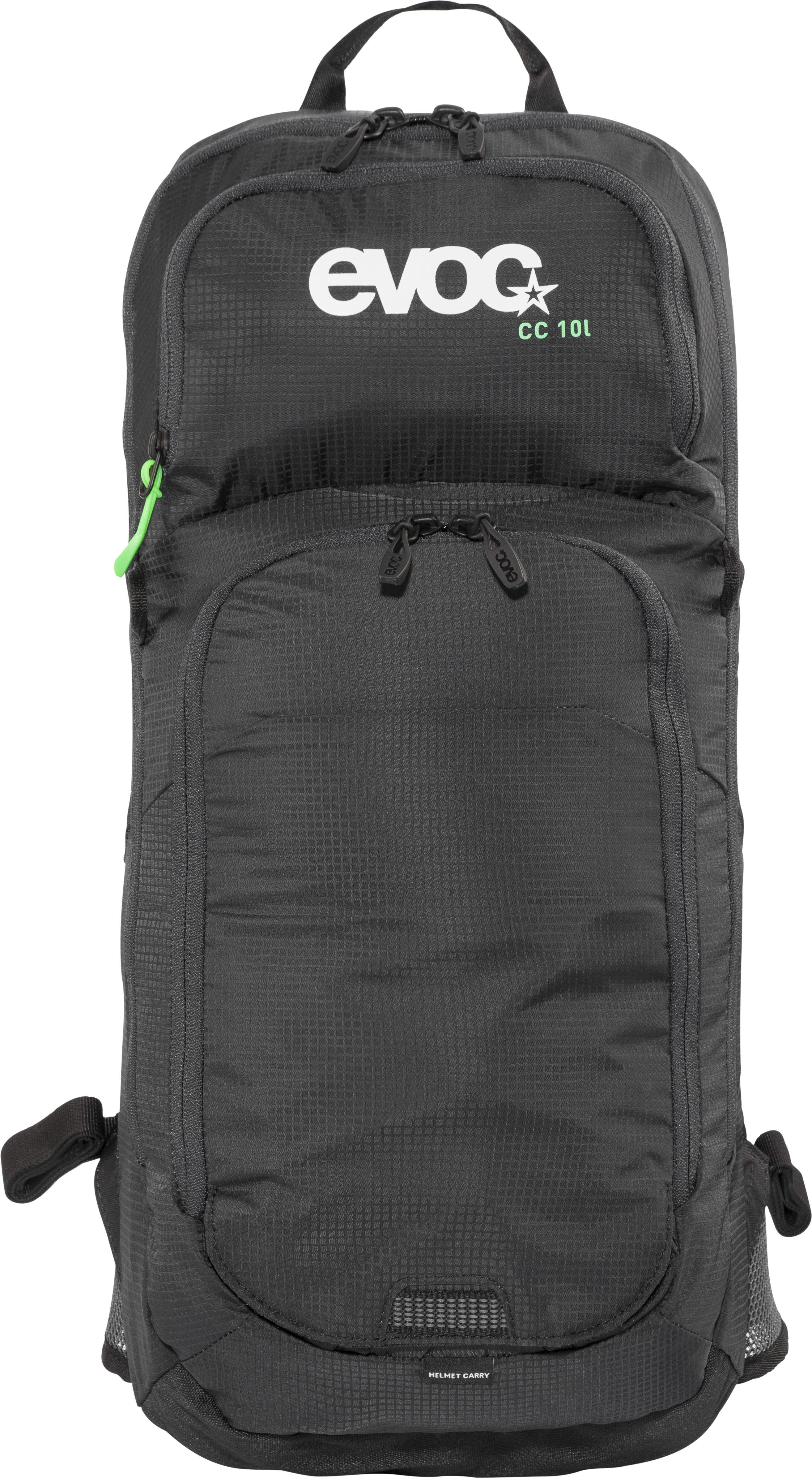 EVOC FR Lite Protector 10L Backpack (Black) (M/L ...